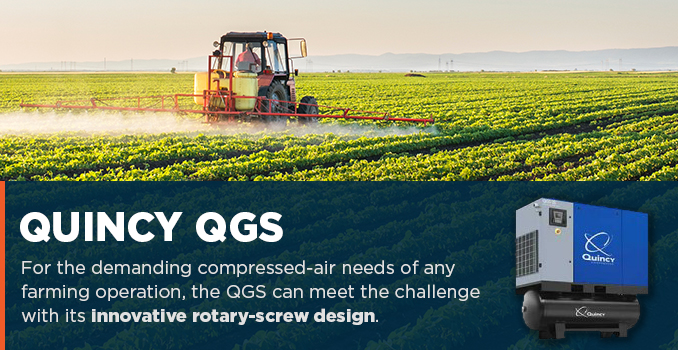 agricultural air compressors