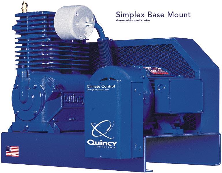 Air Compressor Ventilation : Hvac air compressor quincy