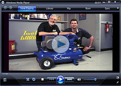 two guys media player