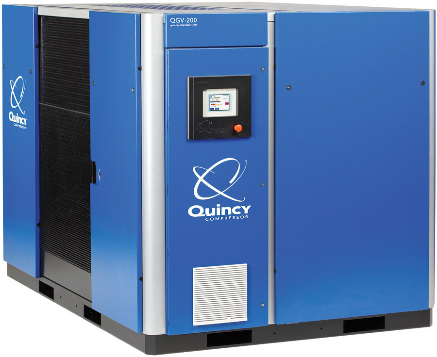 QGV rotary screw compressor