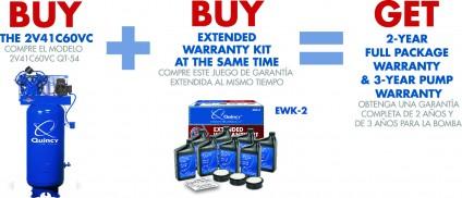 Extended Warranty Kit 2