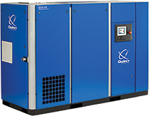 high pressure screw air compressor