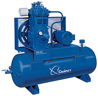 QR-25 reciprocating compressor