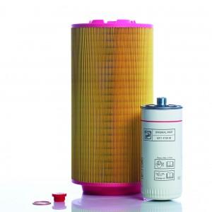 Aftermarket kits air oil filter