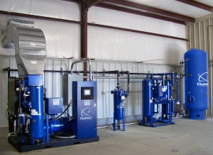 Compressed Air Systems An Introduction Quincy Compressor