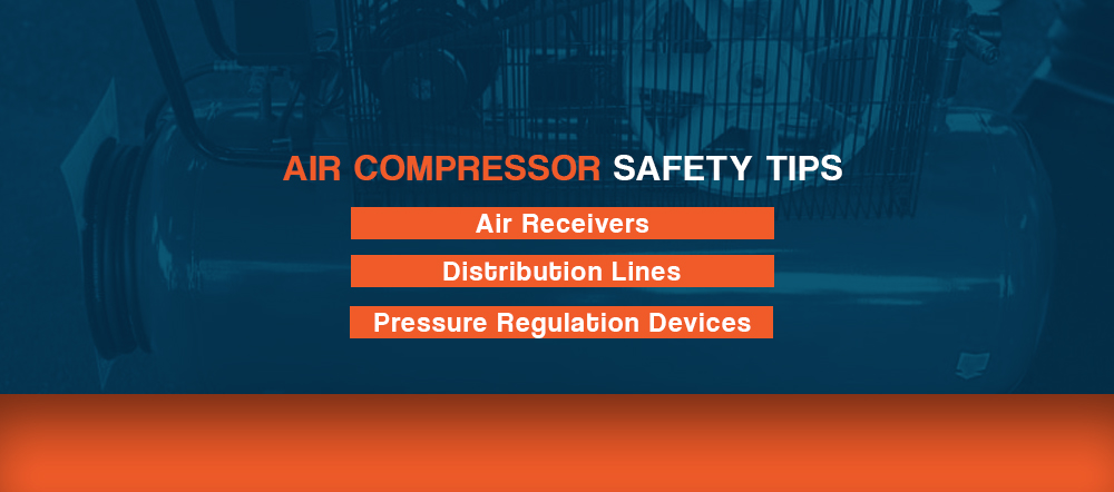 Air Compressor Safety Tips