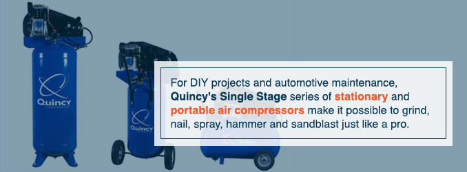Best air compressor for home projects