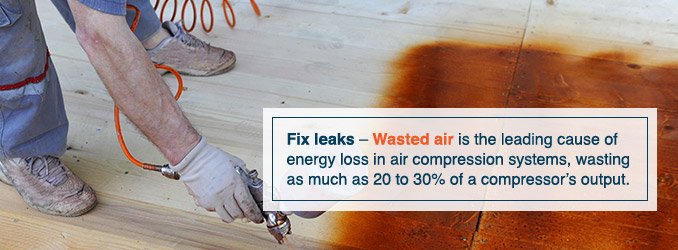 fix-leaks-in-air-compressor