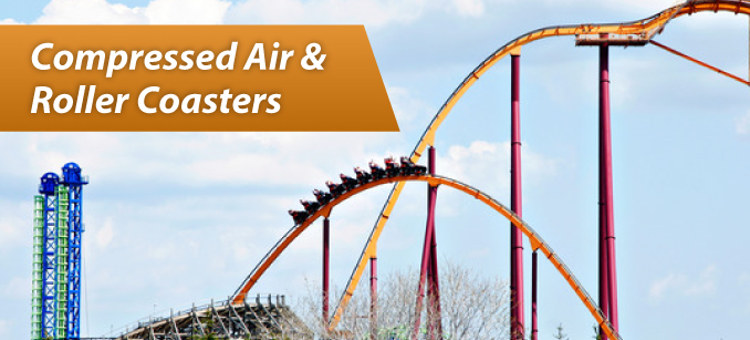 How do Roller Coasters Work Air Compressors