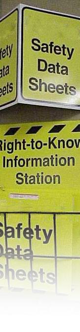 Safety data sheet downloads