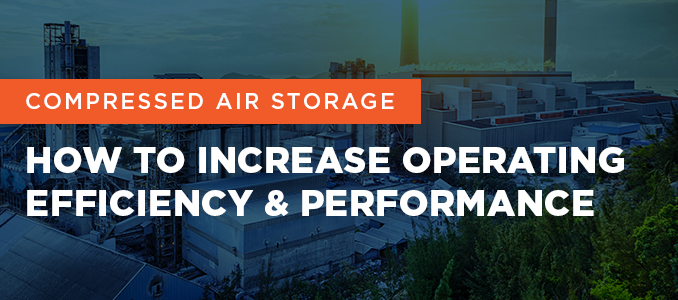 applications for compressed air storage
