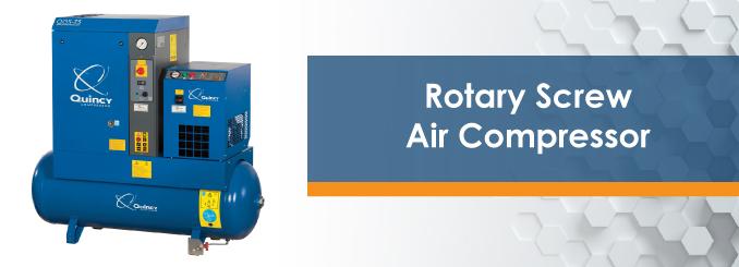 air compressor types comparison
