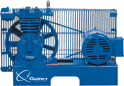 Reciprocating piston air compressor quincy compressor climate control our application specific air compressor fandeluxe Choice Image
