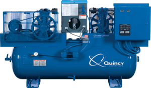 Quincy climate control system