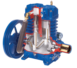 QP Reciprocating Air Compressor | Quincy Compressor