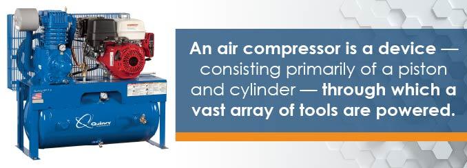 air compressor tools