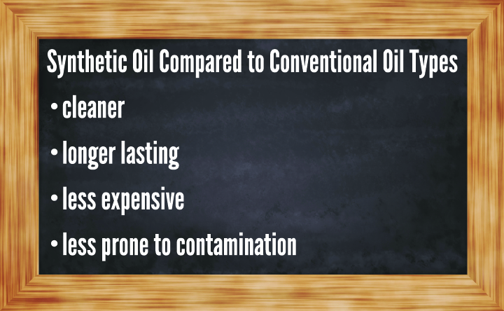 Synthetic Oil Vs Regular Oil >> Benefits Of Switching From Mineral Oil Based To Synthetic Lubricants