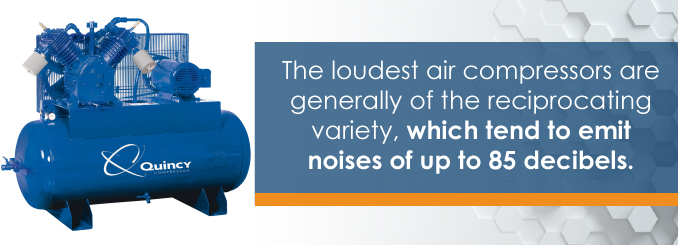 Guide to Sound Reduction for Air Compressors | Quincy Compressor