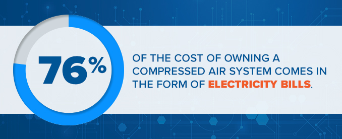 assessing compressed air problems