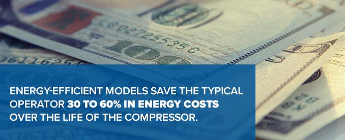 energy efficient compressor
