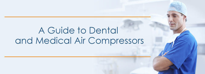 dental and medical air compressors