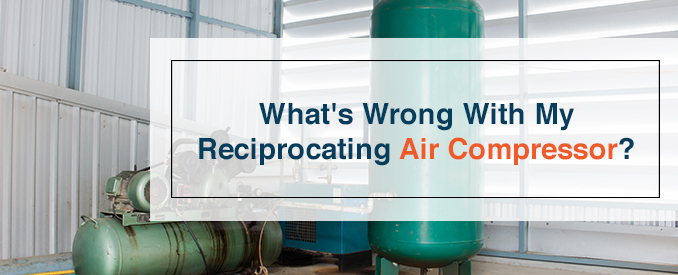 What's Wrong With My Air Compressor? | Quincy Compressor on