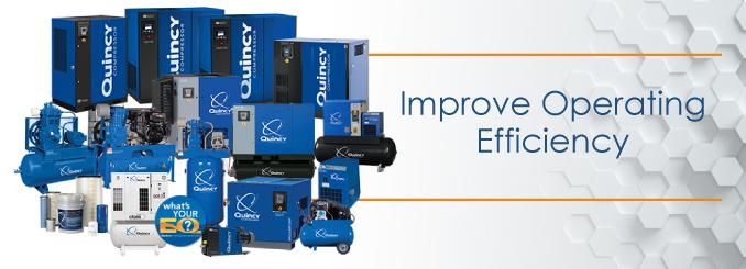 improving operating efficiency