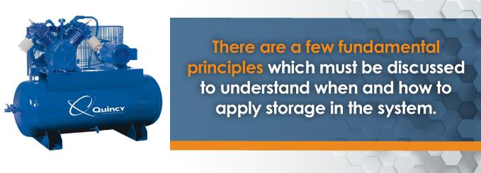principles of air storage