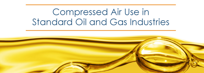 air compressors for standard oil and natural gas