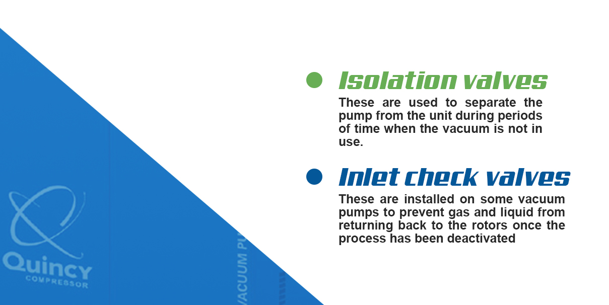 comparison of isolation and inlet check valves