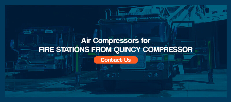 Contact Us for Air Compressors for Fire Stations