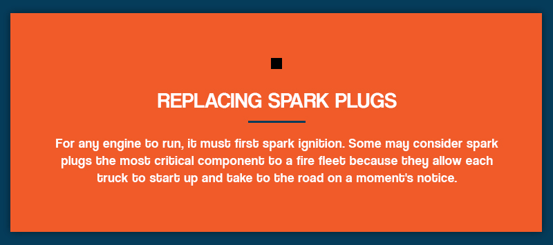 replacing spark plugs is one common use of air compressors