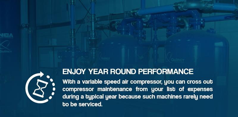 enjoy year round performance
