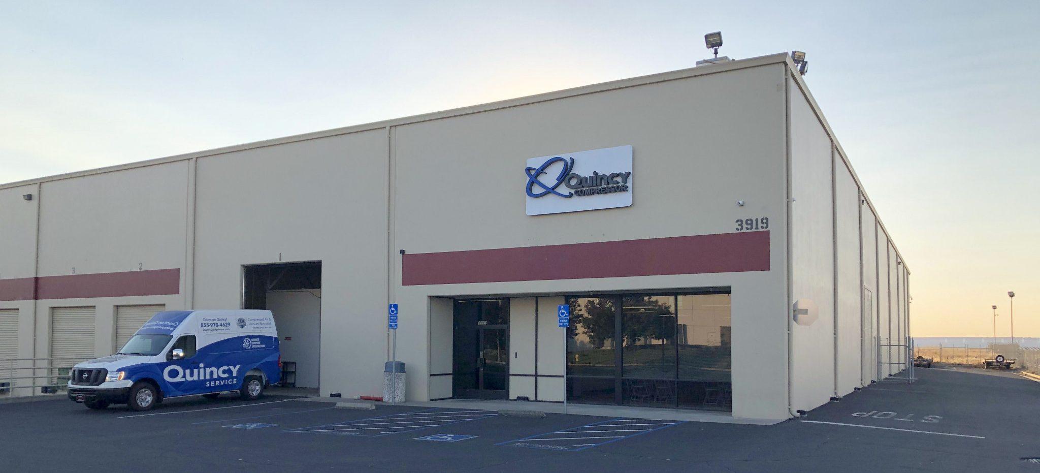 Quincy Compressor in West Sacramento, CA
