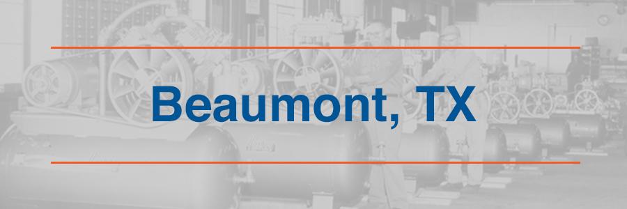 Quincy Compressor Beaumont TX