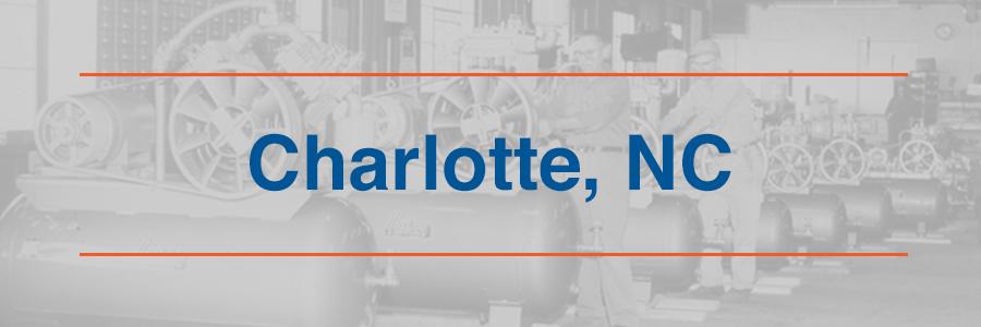 Quincy Compressor Charlotte NC