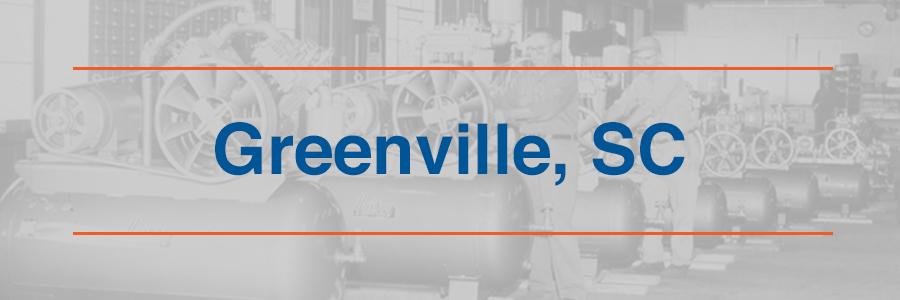 Quincy Compressor Greenville SC