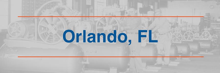 Quincy Compressor Orlando