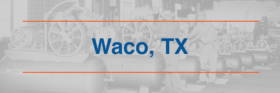Quincy Compressor Waco TX