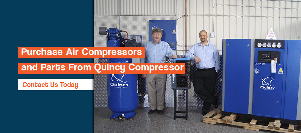 Purchase Air Compressors and Parts from Quincy Compressor