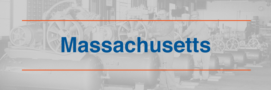 air compressors in massachusetts