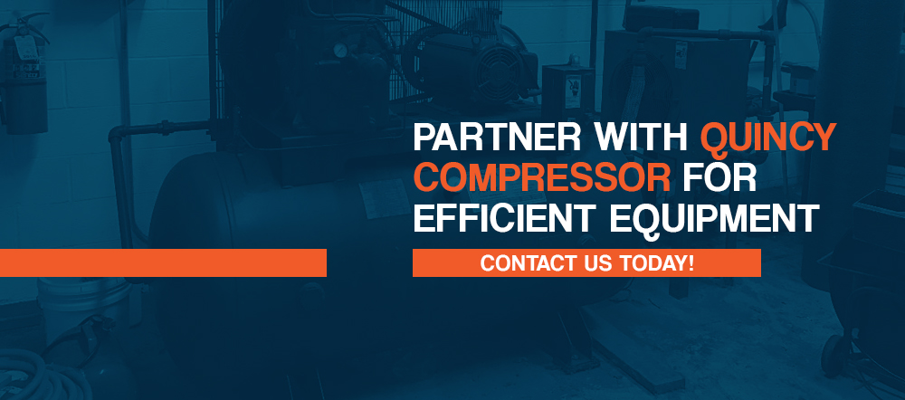 Partner with Quincy Compressor for Efficient Equipment