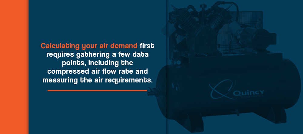 Calculating your air demand