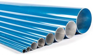 Pipes RAL 5012 01