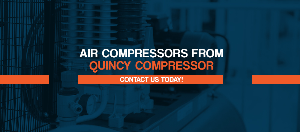 Air Compressors From Quincy Compressor
