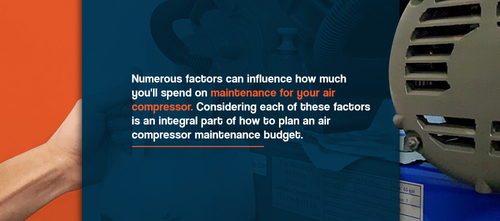 Factors That Can Influence Your Air Compressor