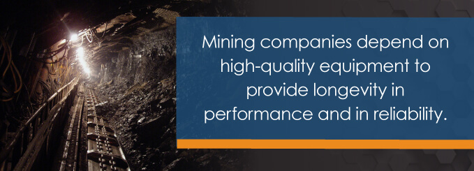 Air Compressors in the mining industry