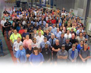 Quincy Compressor team