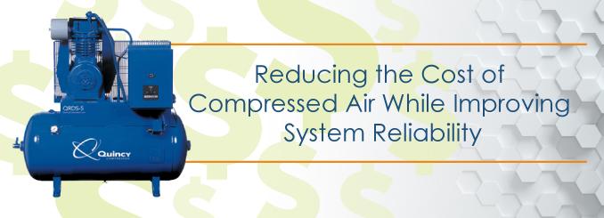 reducing air compressor costs