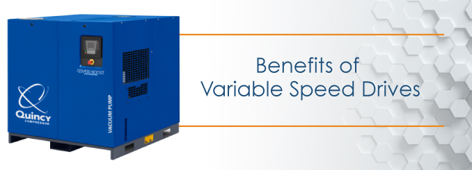 benefits of variable speed drives